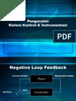 Sistem Kontrol & Akuisisi Data