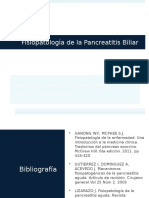 Pancreatitis Biliar