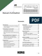 Korg Minilogue Manual F
