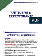 Curs 7+8_Antitusive, expectorante