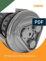 1013_AP Bearings-Industrial Applications Catalog