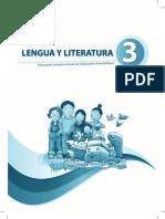 Lengua y Literatura 3 Docente