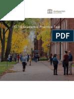 IELTS Academic Practice Test