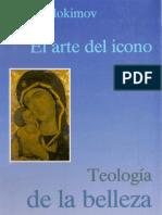 Paul Evdokimov - El arte del Icono