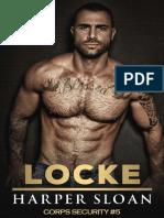 (Corps Security 05) - Locke - Harper Sloan