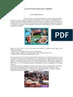 Impacto Sociocultural Del Turismo