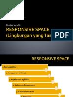 39328 Responsive Space Perancangan Kota