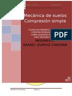 Compresion Simple