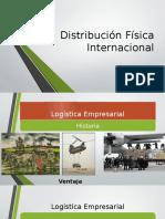 Introducción a la Distribución Física Internacional