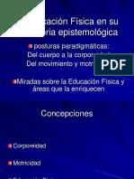 La Educación Física en su trayectoria epistemológica clase1 (2).pps
