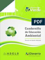 Cuadernillo Educación Ambiental-Olavarría