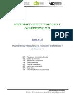 Material de Computacion I - Temas N° 22