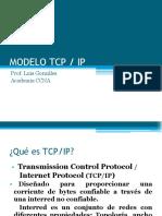 Modelo Tcp2 Linux