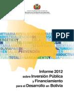 InformeCooperacionInternacional_2012