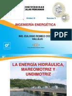 Ayuda 5 Energía Hidraulica
