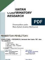 Review Multivariat
