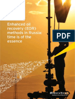 EY Enhanced Oil Recovery