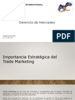 Importancia Estratégica Del Trade Marketing