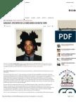 Basquiat Epicentro de La Vanguardia en Nueva York