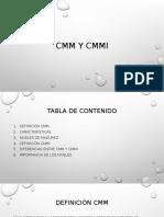 CMM y CMMi