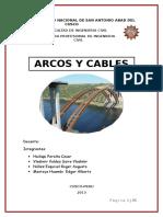 Arcos y Cables