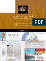 Globalfeed markets - July | August 2010