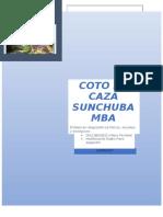 Coto de Caza Sunchubamba Final