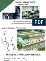 Metodo de La Produccion Industrial