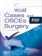 (MRCS Study Guides) Manoj Ramachandran_ Marc a Gladman-Clinical Cases and OSCEs in Surgery-Churchill Livingstone (2011)