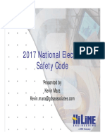 national electric safety code