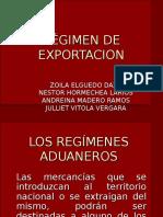 4875935 Regimen de Exportacion