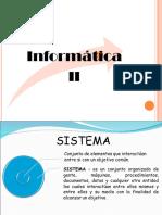 Presentacionma No. 1 Sistemas de Informacion