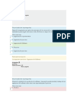 Examen Sustitutorio de Ingenieria de Software