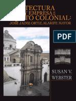 Arquitectura y Empresa en El Quito Colonial