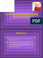 ulcera gastroduodenal
