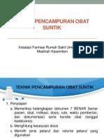 TEKNIK PENCAMPURAN OBAT SUNTIK edit.pdf