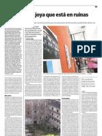 Reportaje en El Norte de Castilla (26/07/2010)