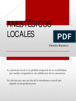 Generalidades Anestesia Local