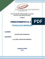 Prostodoncia Fija