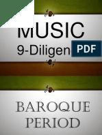 G9 Baroque Period