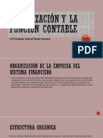 ORGANIZACION Y LA FUNCION CONTABLE EN UNA ENTIDAD FINANCIERA.pptx
