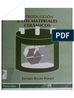 Introduccion a Los Materiales Ceramicos ALTO Azcapotzalco