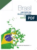 Brasil Um Pais Em Busca de Uma Grande Estrategia Relatorio SAE Junho 2017