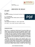 health services in the head start annual reviews.pdf