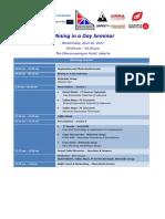 Agenda_Mining a Day Seminar