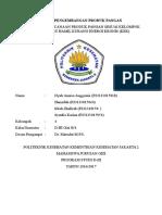 Laporan PPP Untuk Bumil Kek