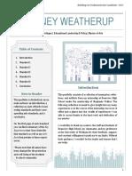 weatherup internshipportfolio 2017