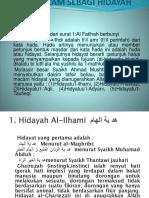 8. Kapita Sek'Elekta Islam