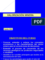 Valor de Una Empresa Minera