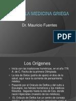 Clase N°6 - La medicina Griega
